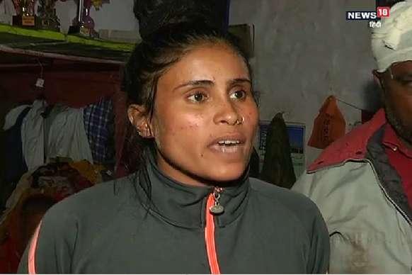 इंटरनेशनल हॉकी प्लेयर राफिया फारुक से मारपीट, CCTV में हुई कैद!