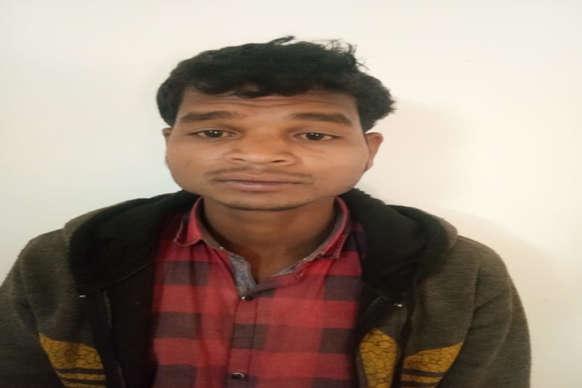 मैलावाड़ा ब्लास्ट में शामिल 1 लाख का इनामी नक्सली दंतेवाड़ा से गिरफ्तार