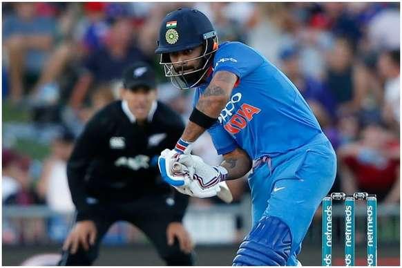 वनडे की सबसे धाकड़ रेस में कोहली ने लारा को पछाड़ा, लेकिन 'तेंदुलकर एवरेस्ट' से काफी दूर