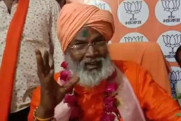 राम मंदिर का मुद्दा महज 2 महीने खेल: BJP सांसद साक्षी महाराज