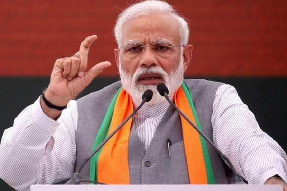 'पाक की प्यास बुझाती रही कांग्रेस', पढ़ें- चित्तौड़गढ़ में PM के भाषण की बड़ी बातें