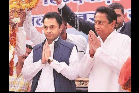 छिंदवाड़ा लोकसभा रिजल्ट: मुख्यमंत्री कमलनाथ के बेटे नकुलनाथ जीत की ओर बढ़े