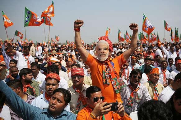 Lok Sabha Election Results 2019: इस हाई प्रोफाइल सीट पर जीत का जश्न मनाने के बाद बीजेपी प्रत्याशी को मिली हार