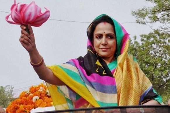 Lok Sabha Election Result 2019: मथुरा में जीत के बाद हेमा मालिनी ने किया ट्वीट, इन्हें दिया विशेष धन्यवाद
