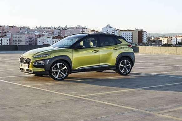 फुल चार्ज में 300 किमी चलेगी Hyundai Kona