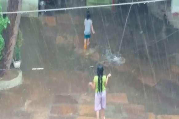 बारिश के बाद रायसेन का मौसम हुआ खुशनुमा, गर्मी से मिली राहत