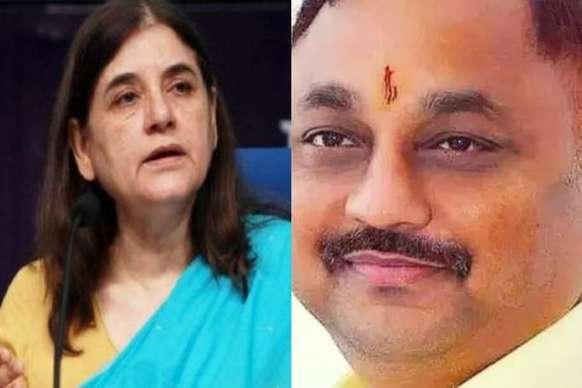 मेनका गांधी के खिलाफ चुनाव लड़ने वाले सोनू सिंह भेजे गए जेल