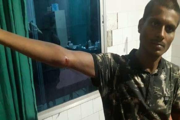 नवादा में अपराधियों का तांडव, लूटपाट के बाद मारी गोली