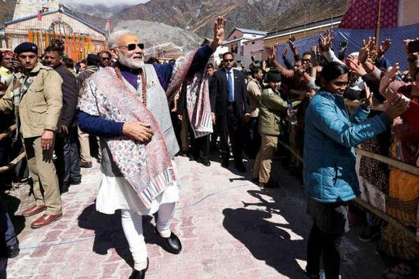 केदारनाथ में PM मोदी ने क्यों पहना था काला चश्मा?