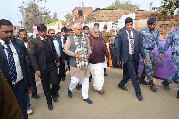 बिहार के CM नीतीश कुमार को मिली Z+ सुरक्षा