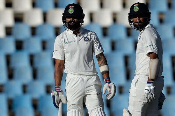 Live Cricket Score, भारत बनाम साउथ अफ्रीका 3rd Test: अफ्रीकी गेंदबाज़ हावी, विराट और पुजारा ने संभाली पारी