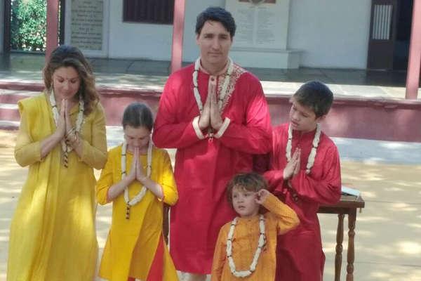 भारत दौरे पर आए कनाडाई PM ट्रूडो को नहीं मिल रहा 'सम्मान'?