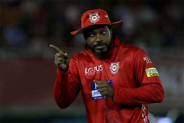 IPL 2018: गेल ने जड़ा सैंकड़ा, पंजाब ने पहली बार घर में हैदराबाद को हराया
