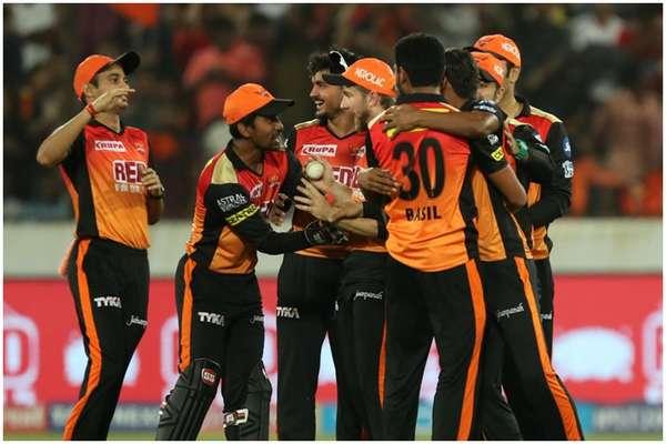 हैदराबाद ने लिया पंजाब से बदला, 13 रन से दी मात