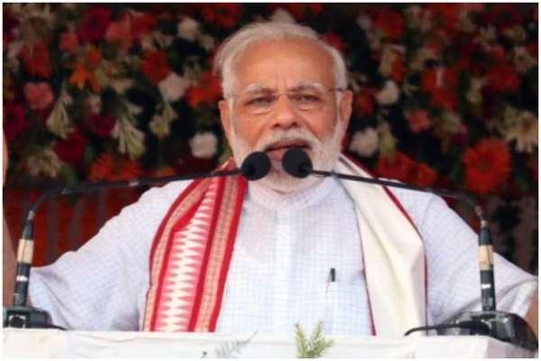 भ्रष्टाचार के खिलाफ हमारे कदमों ने दुश्मनों को हाथ मिलाने पर किया मजबूर: पीएम  मोदी