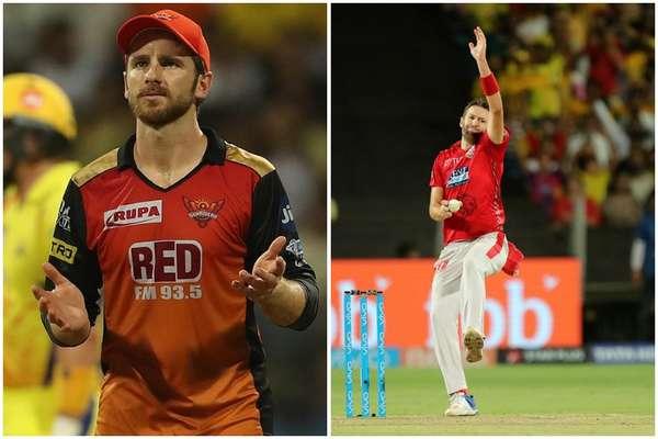 IPL 2018: केन विलियमसन को 'औरेंज कैप' और एंड्रयू टाए को 'पर्पल कैप'