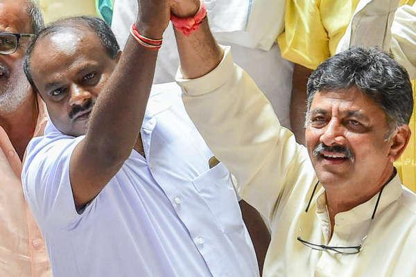 कर्नाटक में सरकार गठन पर मंथन जारी, हो सकते हैं दो डिप्टी CM, JDS ने सुझाया मुस्लिम नाम