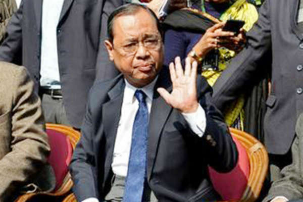 'जस्टिस रंजन गोगोई को अगला CJI नियुक्त करने पर हमारी मंशा पर शक न करें'
