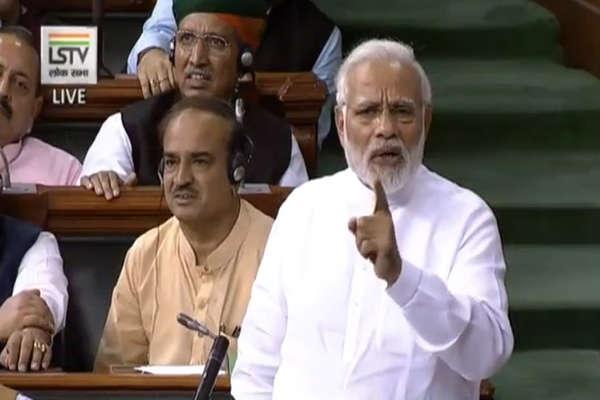 राहुल की झप्पी पर PM मोदी का तंज- सत्ता में आने की इतनी क्या जल्दबाजी?
