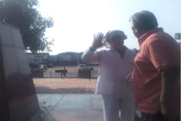 बीकानेर में केंद्रीय मंत्री अर्जुन मेघवाल की मौजूदगी में उलझे भाजपा पदाधिकारी