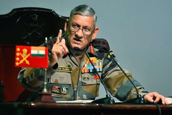 जम्मू-कश्मीर के हालात खराब, एक और सर्जिकल स्ट्राइक की जरूरत : आर्मी चीफ