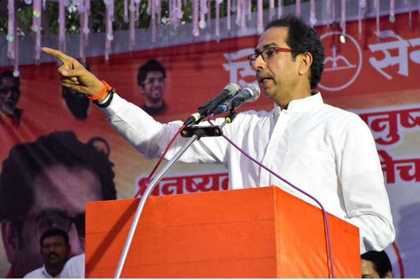 उद्धव बोले- बस हिन्दुत्व की खातिर हैं BJP के साथ, दुख है कि अब तक राम मंदिर नहीं बन सका