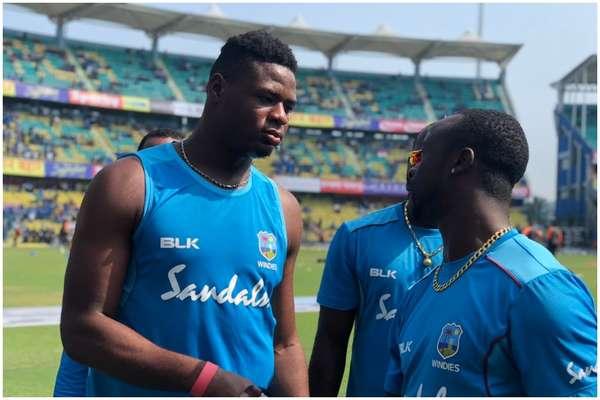 वेस्टइंडीज को मिला तूफानी रफ्तार वाला गेंदबाज, पहले ही ओवर में मचाया 'कोहराम'