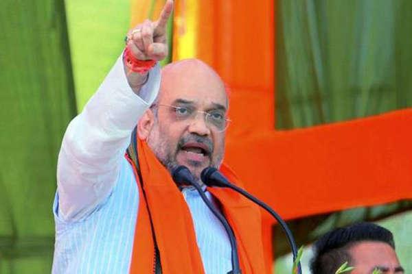 Election LIVE: शाजापुर में बोले अमित शाह- MP के लिए कांग्रेस के पास न कोई नेता है, न नीति