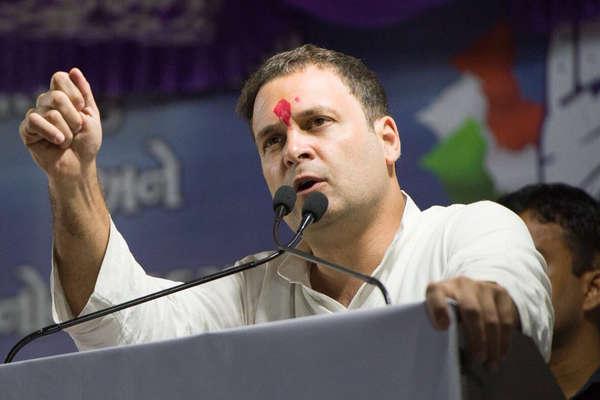 लोन माफी पर बोले राहुल- MP में वादा पूरा, अब छत्तीसगढ़ और राजस्थान की बारी