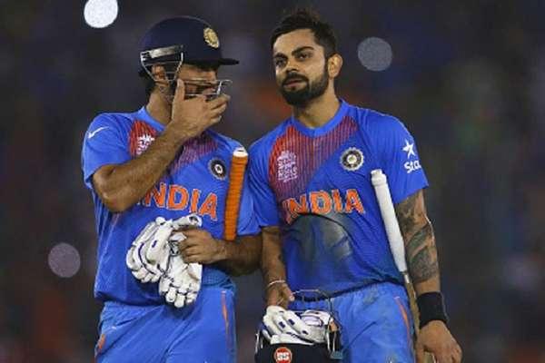 टीम के लिए धोनी से ज्यादा कमिटेड कोई नहीं, जीत के बाद कोहली ने ऐसे की तारीफ