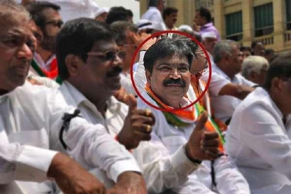 कर्नाटक का वो 'पेंडुलम' विधायक, जिसने दो दिनों में तीन बार पाला बदला