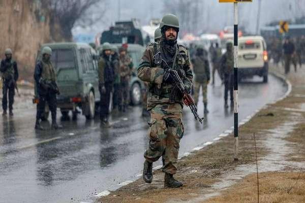 कश्मीर में तैनात अर्द्धसैनिक बलों को दिल्ली और जम्मू आने-जाने के लिए हवाई सफर की मंजूरी