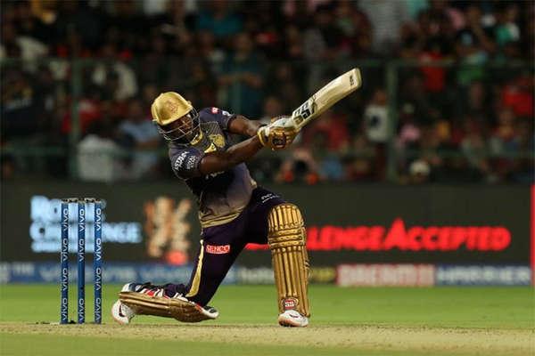 IPL 2019: कोलकाता नाइट राइडर्स को बड़ा झटका, आंद्रे रसेल को लगी चोट, अस्पताल ले जाया गया