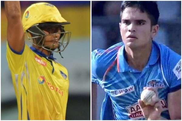 अर्जुन तेंदुलकर पर बरपा इस बल्लेबाज का कहर, ठोक दी सेंचुरी
