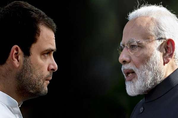 Exit Poll 2019: इस हिंदी भाषी राज्य में NDA पर भारी पड़ा UPA, मिलीं इतनी सीटें!
