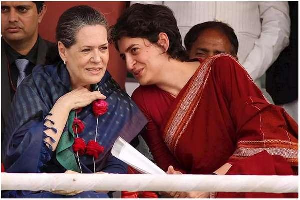 सोनिया गांधी रायबरेली सीट पर डेढ़ लाख से ज्यादा वोट से जीतीं
