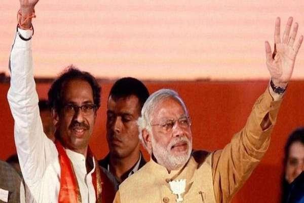 एनडीए में सबसे बड़ा घटक दल बनी शिवसेना, मोदी सरकार में भी बढ़ेगी हिस्सेदारी