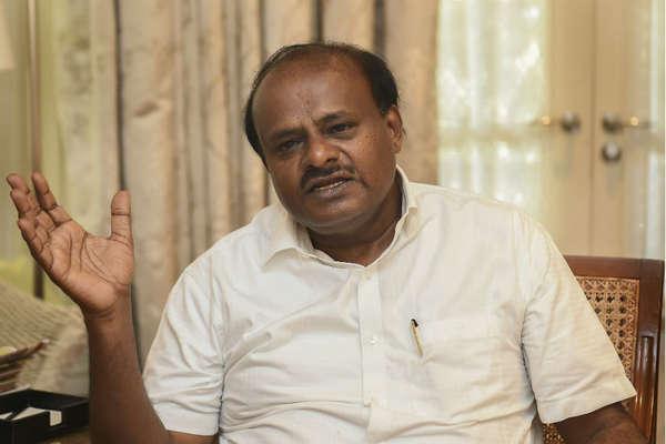 लगातार सरकार गिराने का प्रयास कर रही है BJP: कुमारस्वामी