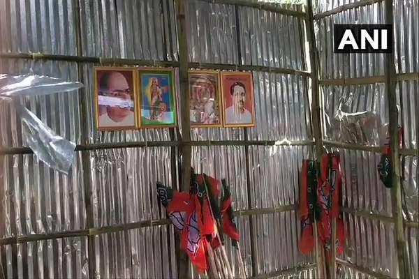 पश्चिम बंगाल: बीजेपी के दफ्तर में तोड़फोड़, TMC पर आरोप