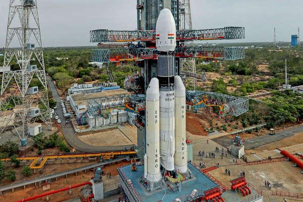 ढाई घंटे बाद लॉन्च होगा Chandrayaan-2, श्रीहरिकोटा में बारिश
