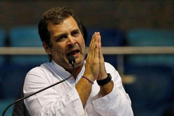 इकबाल अंसारी की राहुल को चुनौती- PoK में जाकर राजनीति करो