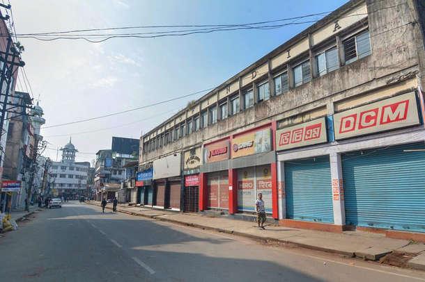 सिटीजन बिल के खिलाफ असम बंदः पटरियों पर बैठे प्रदर्शनकारी, सुरक्षा व्यवस्था कड़ी