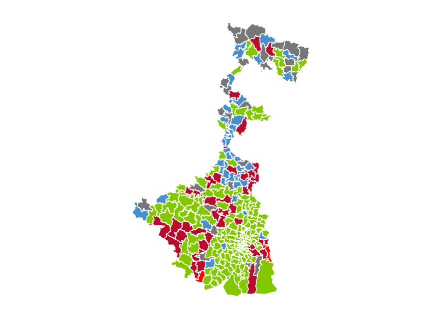 West Bengal Assembly Result 2011
